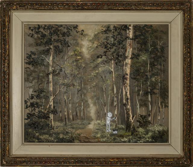 , 'Tree Doctor,' 2018, Markowicz Fine Art