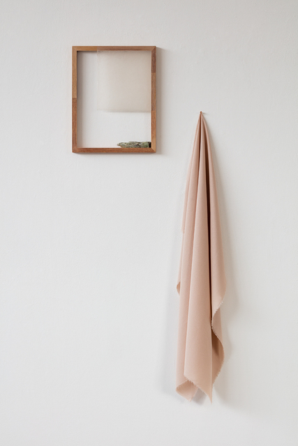, 'Kyanite,' 2017, rosenfeld porcini