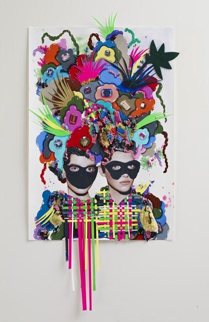 , 'Sœurs,' 2011, Galerie Dukan