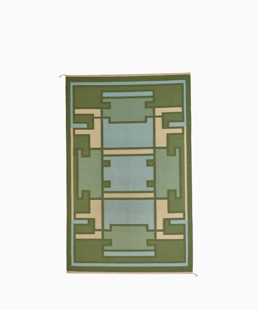 , 'Green rug,' 1973, Dansk Møbelkunst Gallery