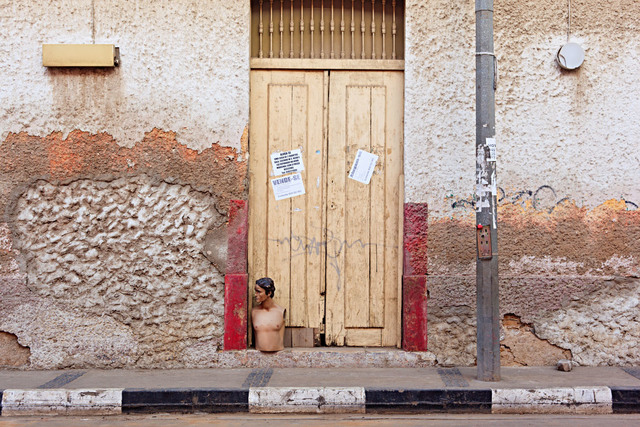 , 'Found Not Taken, Luanda,' 2013, APALAZZOGALLERY