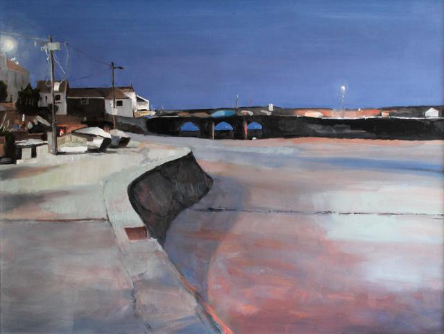 , 'St. Ives Harbour,' 2015, Mira Godard Gallery