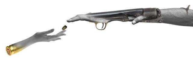 , 'Revolver 2,' 2014, Ekavart Gallery