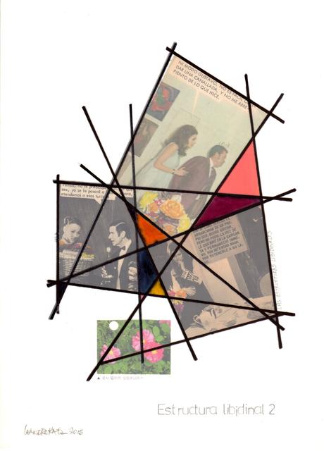 , 'Estructura Libidinal 2,' 2015, Henrique Faria Fine Art