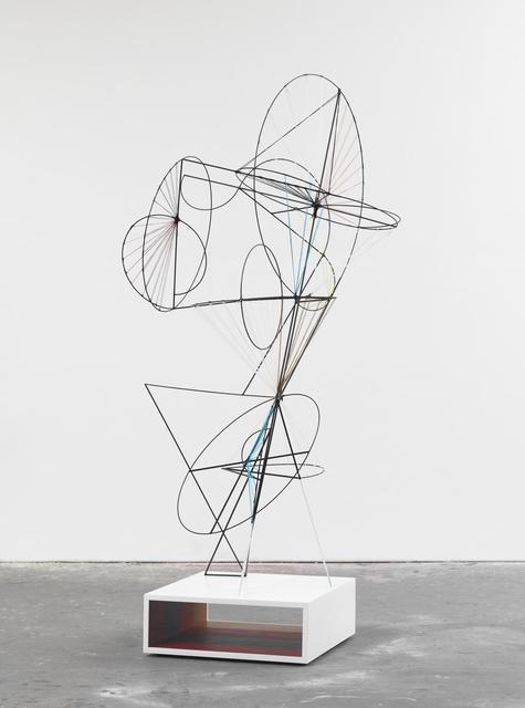 , 'Danse demimonde,' 2014, Almine Rech Gallery