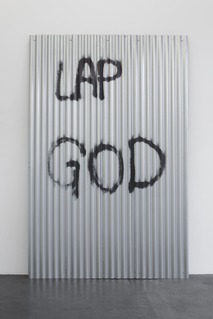 , 'Untitled (LAP GOD),' 2014, Office Baroque