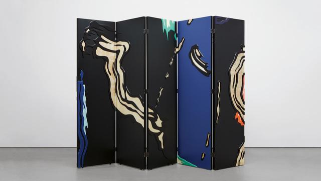 Roy Lichtenstein, 'Screen with Brushstrokes', 1986, Phillips