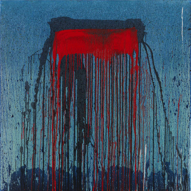 , 'Blue,' 2007, Bentley Gallery