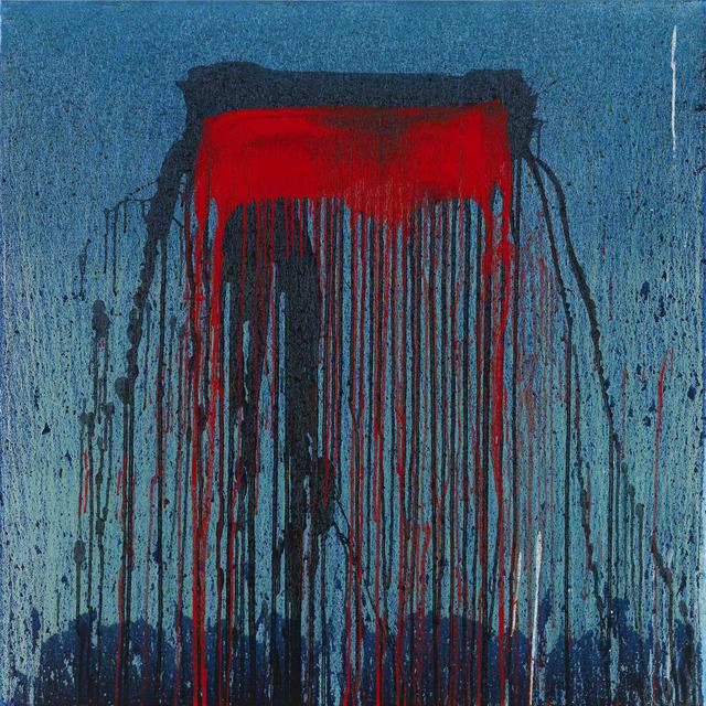 , 'Blue,' 2007, Bentley Gallery