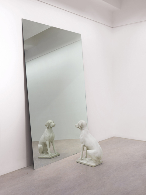, 'Cane allo Specchio (Dog at the Mirror),' 1971, Simon Lee Gallery