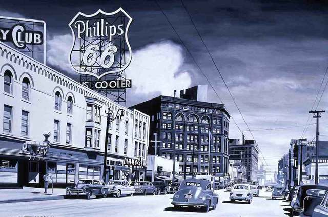 , 'Phillips 66 Advertising,' , Catto Gallery