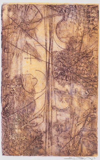 , 'Collision Transit Study 6,' 2013, Warnock Fine Arts