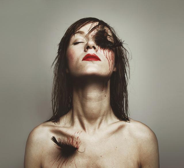 , 'Luzija,' 2014, Anna Laudel