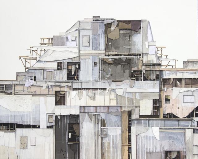 , 'Pile X,' 2018, Paradigm Gallery + Studio