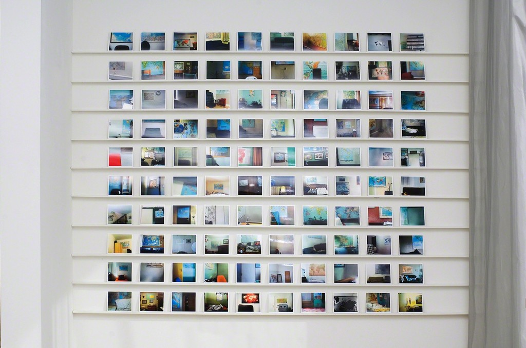 Matthias Müller, You Are Here, 100 postcards. 2016