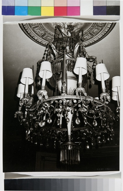 Andy Warhol, 'Chandelier', 1983, Hedges Projects