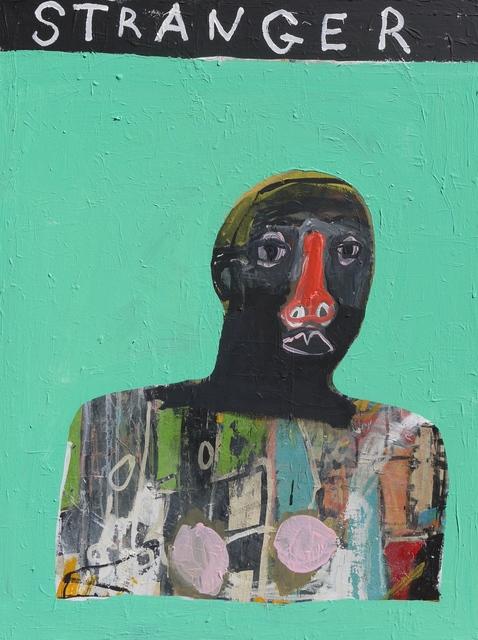 , 'The Stranger,' 2015, Cob