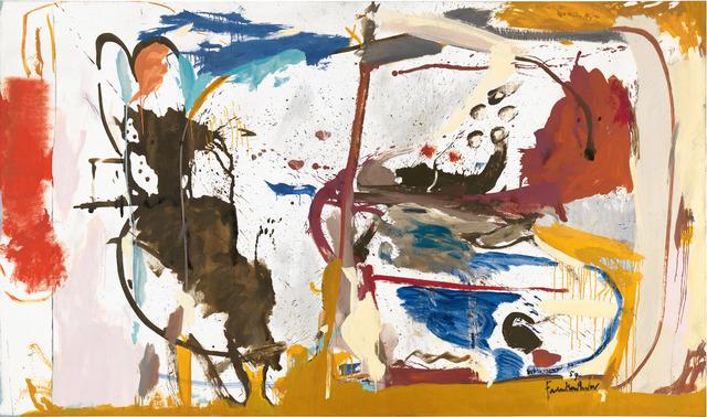 , 'First Creatures,' 1959, Gagosian