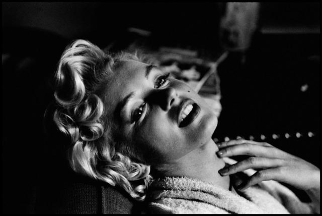 Elliott Erwitt, 'New York. American actress Marilyn MONROE. USA. ', 1956, Magnum Photos