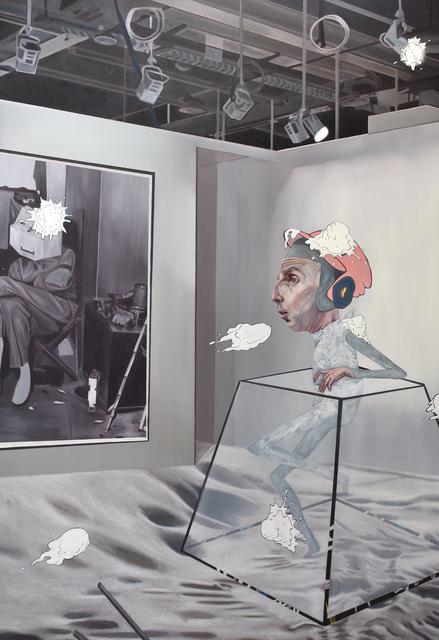 Carolina Muñoz, 'Happening', 2019, Isabel Croxatto Galería