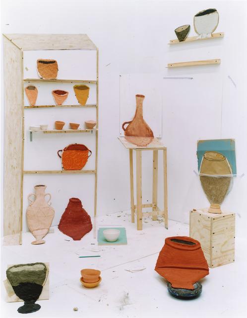 , 'Het Pottenbakatelier,' 2016, Galerie Bart