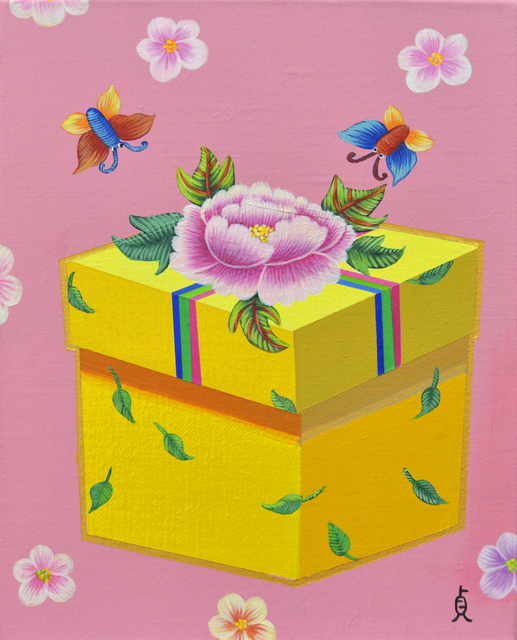 , 'Present, 오랜여행-선물,' 2016, Gallery Jari Art