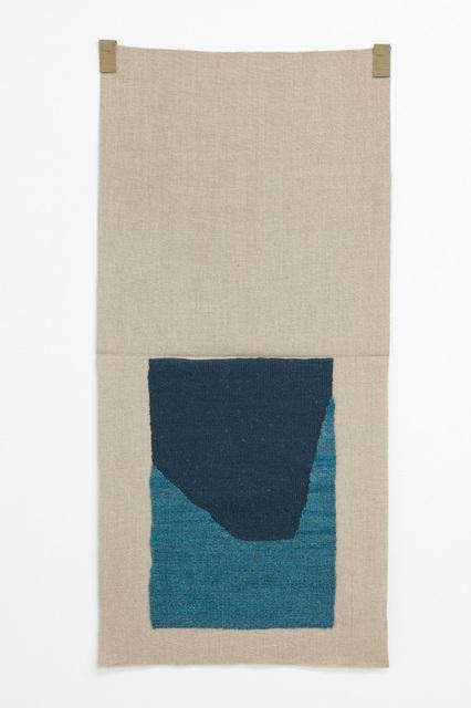 , 'Medium saxon blue, dark blue,' 2015, Galerie Nordenhake
