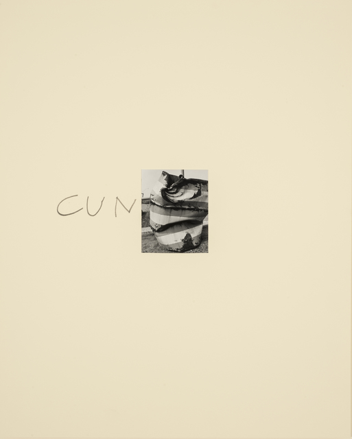 , 'Cun,' 1989, Casemore Kirkeby