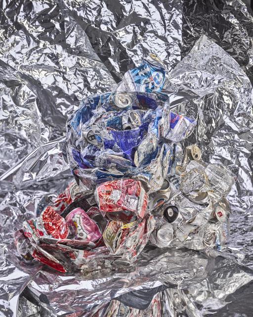 Marilyn Waligore, 'Aluminum RWB #3', 2019, Ro2 Art