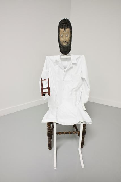 , 'Der Dokter,' 2013, Galerie Micheline Szwajcer