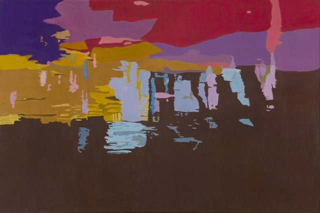 , 'Dark River Bottom,' 1997, Walter Wickiser Gallery