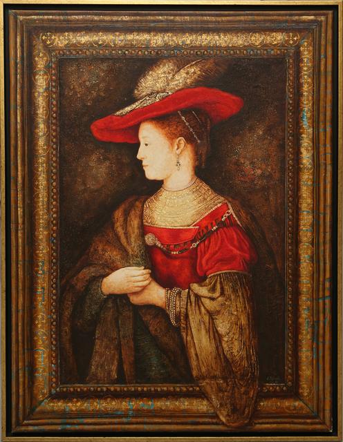Enrique Toledo, 'Portraitofawoman', 2011, Fine Art Auctions Miami