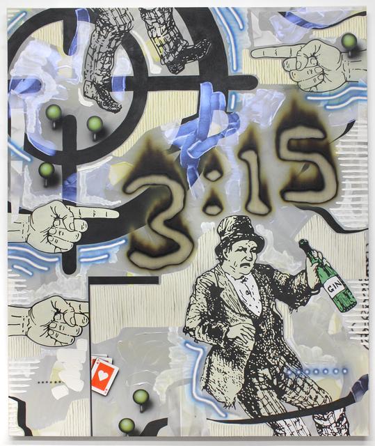 , 'Other People's Vices,' 2017, Luis De Jesus Los Angeles