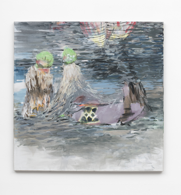 Martin Feldbauer, 'Mens agitat  molem (Lampedusa)', 2015, FELD+HAUS