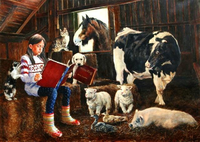 , 'Lili's Story,' 2011, Dog & Horse Fine Art