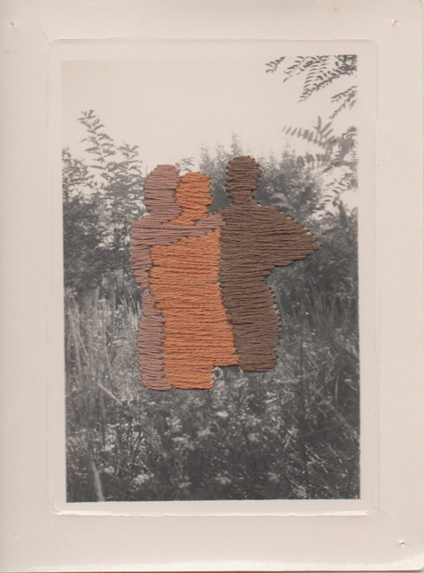 , 'As Time Goes By 4 (Ghosts series),' 2010, Robert Mann Gallery