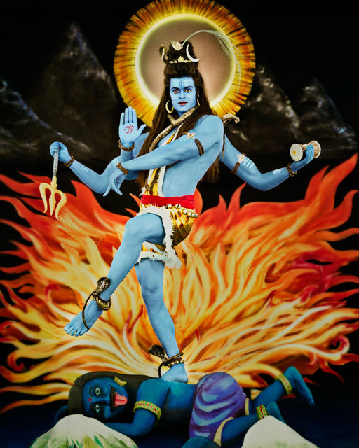 , 'Lord Shiva,' , Wall Space Gallery