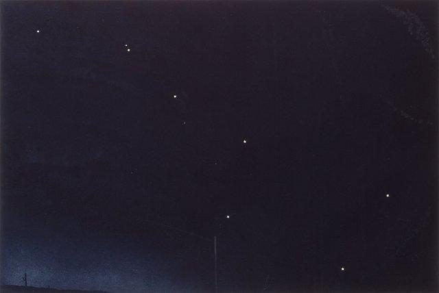 Ed Ruscha, 'Big Dipper Over Desert', 1982, Heritage Auctions