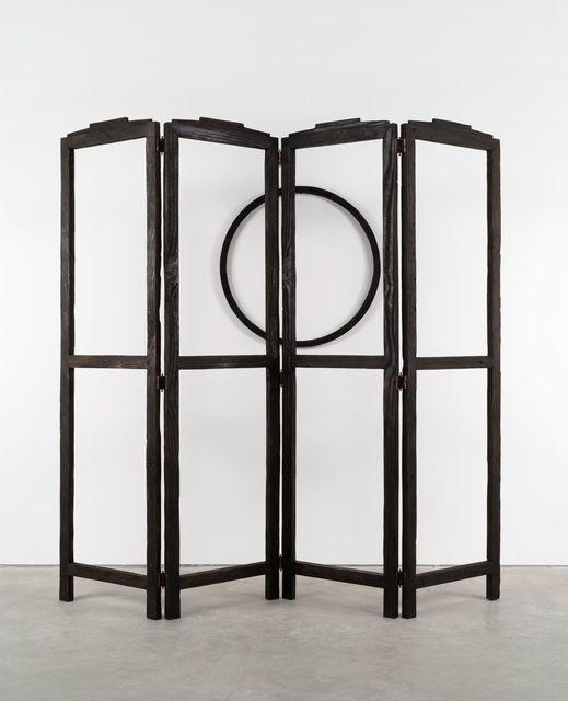 , 'cerceau et paravent,' 1985, 303 Gallery