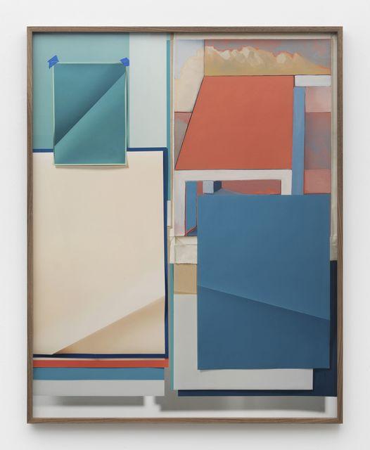 , 'Barragán's Table,' 2017, Marianne Boesky Gallery
