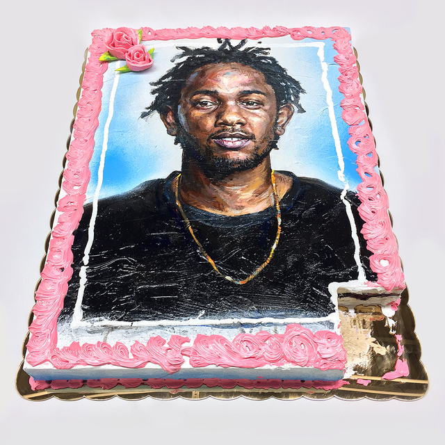 , 'Feliz Cumpleanos Kendrick,' 2015, Subliminal Projects