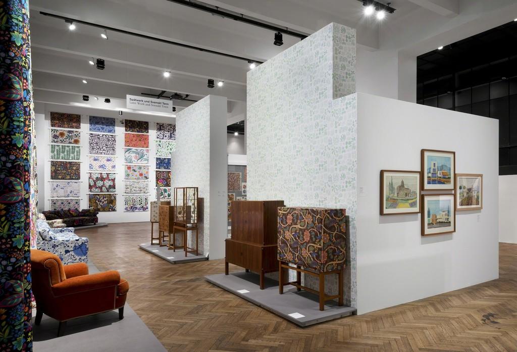 MAK Exhibition View, 2015, JOSEF FRANK: Against Design MAK Exhibition Hall © MAK/Aslan Kudrnofsky