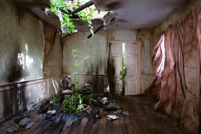 , 'Green Room,' 2015, Galerie Bart