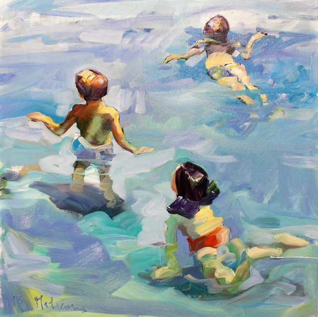 , 'Bambini,' , Marta Hewett Gallery