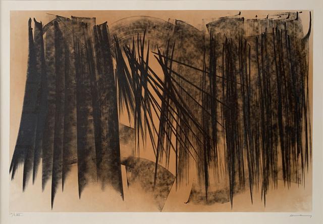 Hans Hartung, 'L1970-20', 1970, Le Coin des Arts