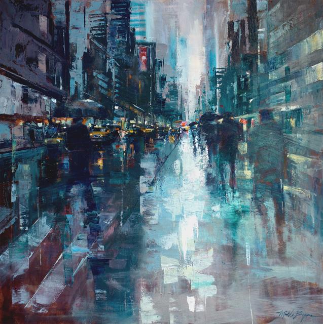 , 'NYC Rain,' 2019, Gildea Gallery