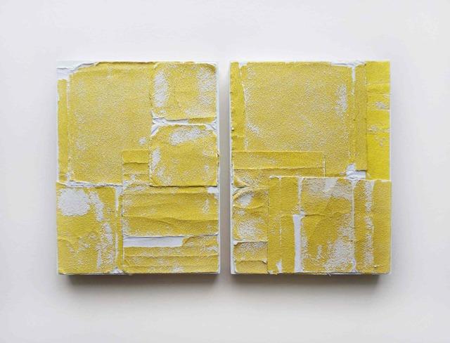 , 'Complete Coverage (Yellow),' 2014, Renata Fabbri