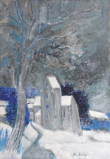 , 'Neige à Loupeigne,' 2015, Opera Gallery
