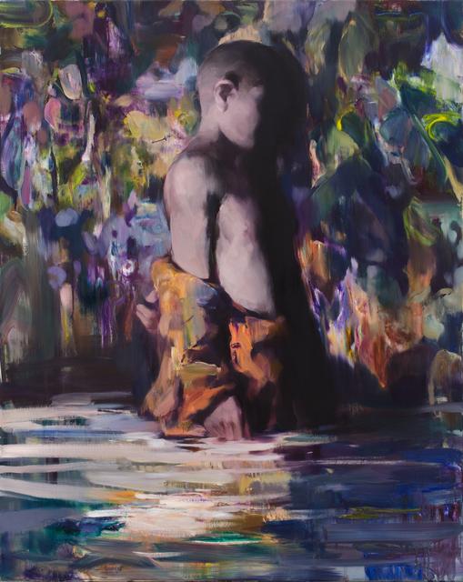 , 'Spiegelung,' 2018, Galerie Thomas Fuchs