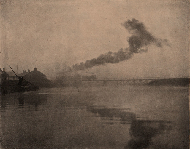 , 'The Bridge,' ca. 1895, Alan Klotz Gallery